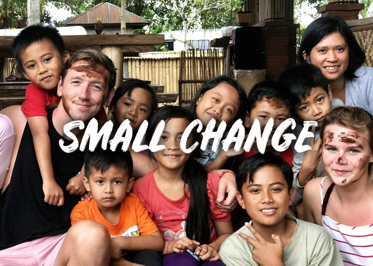 Small Change Homestay in Bali with Bali Intro