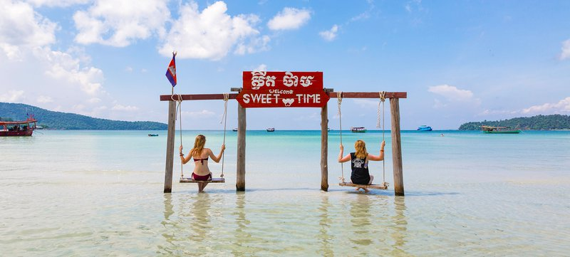 Intro Travel Cambodia Intro Group Tours Adventure Koh Rong