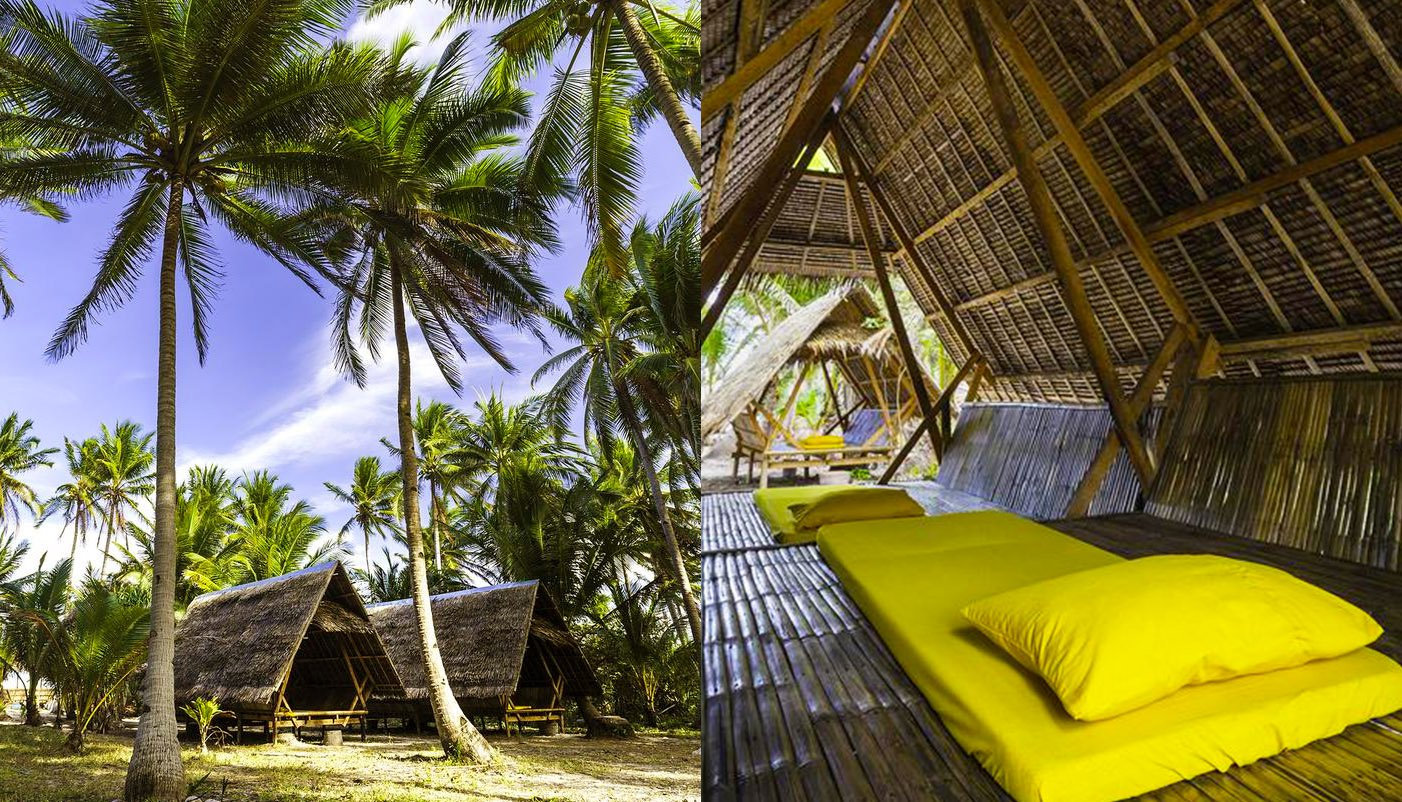 Philippines Traditional Huts Accom
