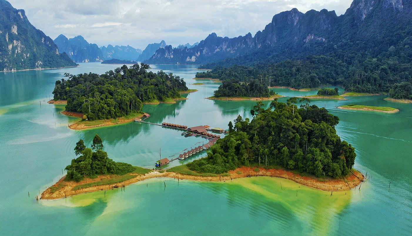 Khao Sok Intro Accom