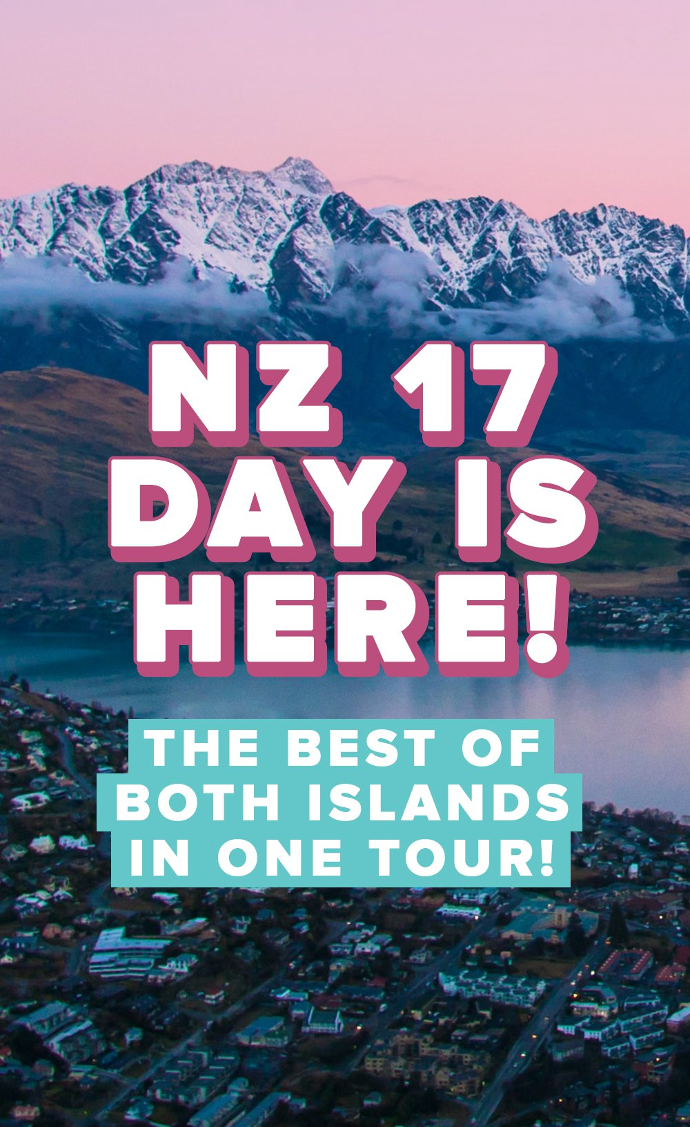 NZ 17 Day Mobile Homepage Hero