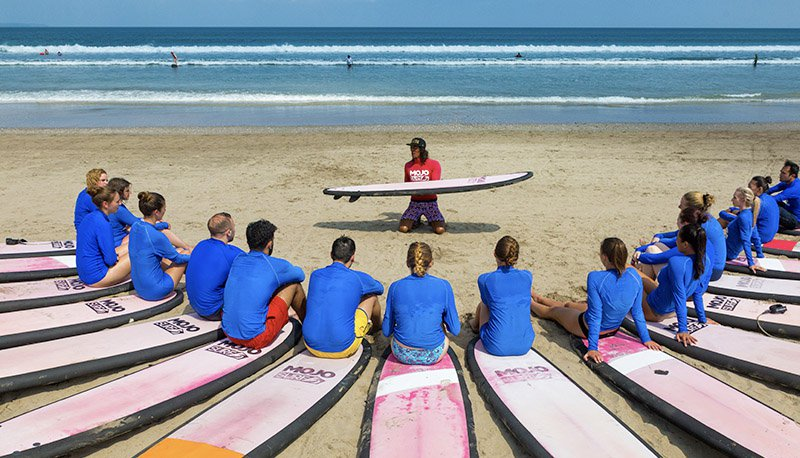 Bali Experience Intro Travel Canguu Learn to Surf
