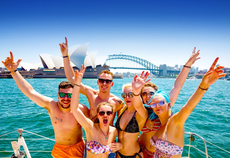 Oz Intro Trip Hero Group Sydney Harbour Cruise