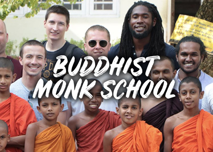 Small Change Monk School