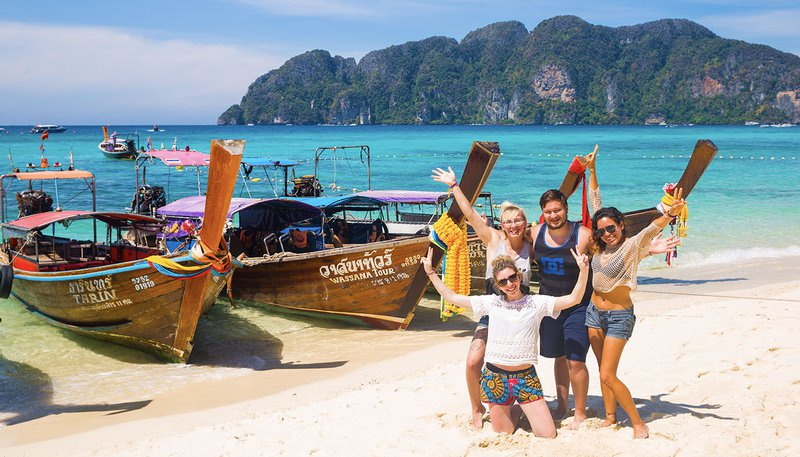 Thailand + Vietnam 29 Day Paradise Islands Boat Trip