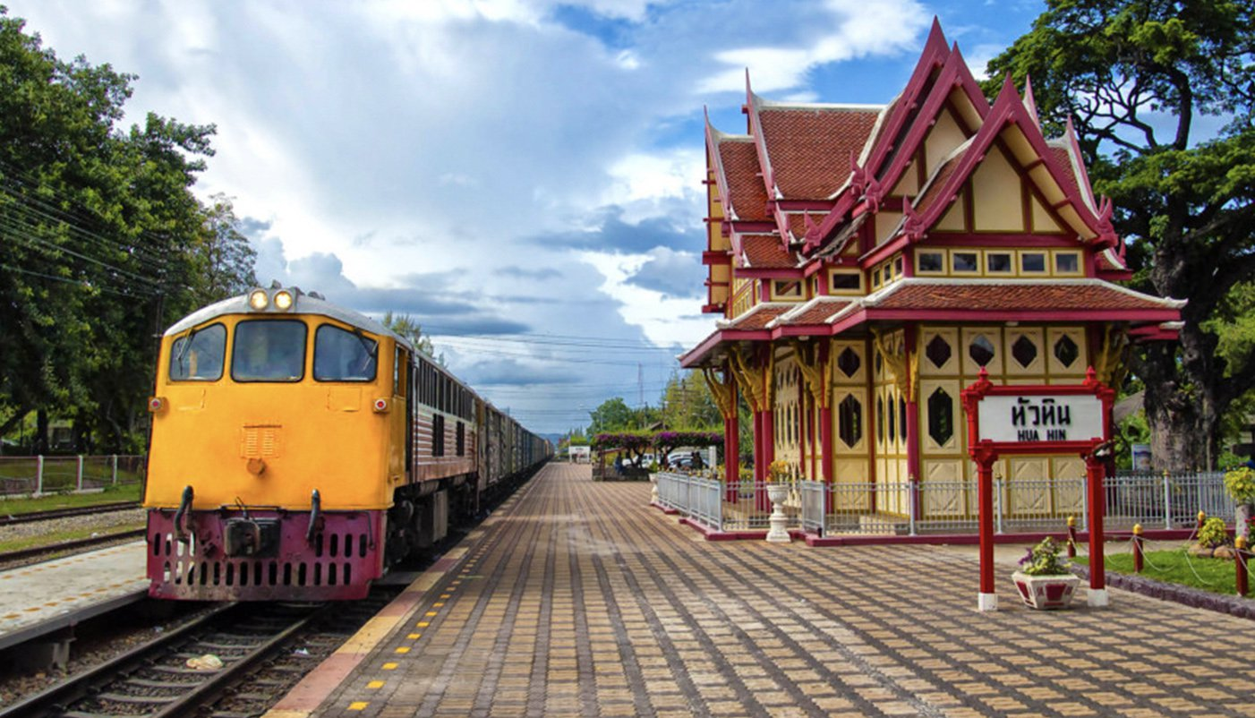 Thailand Overnight Train