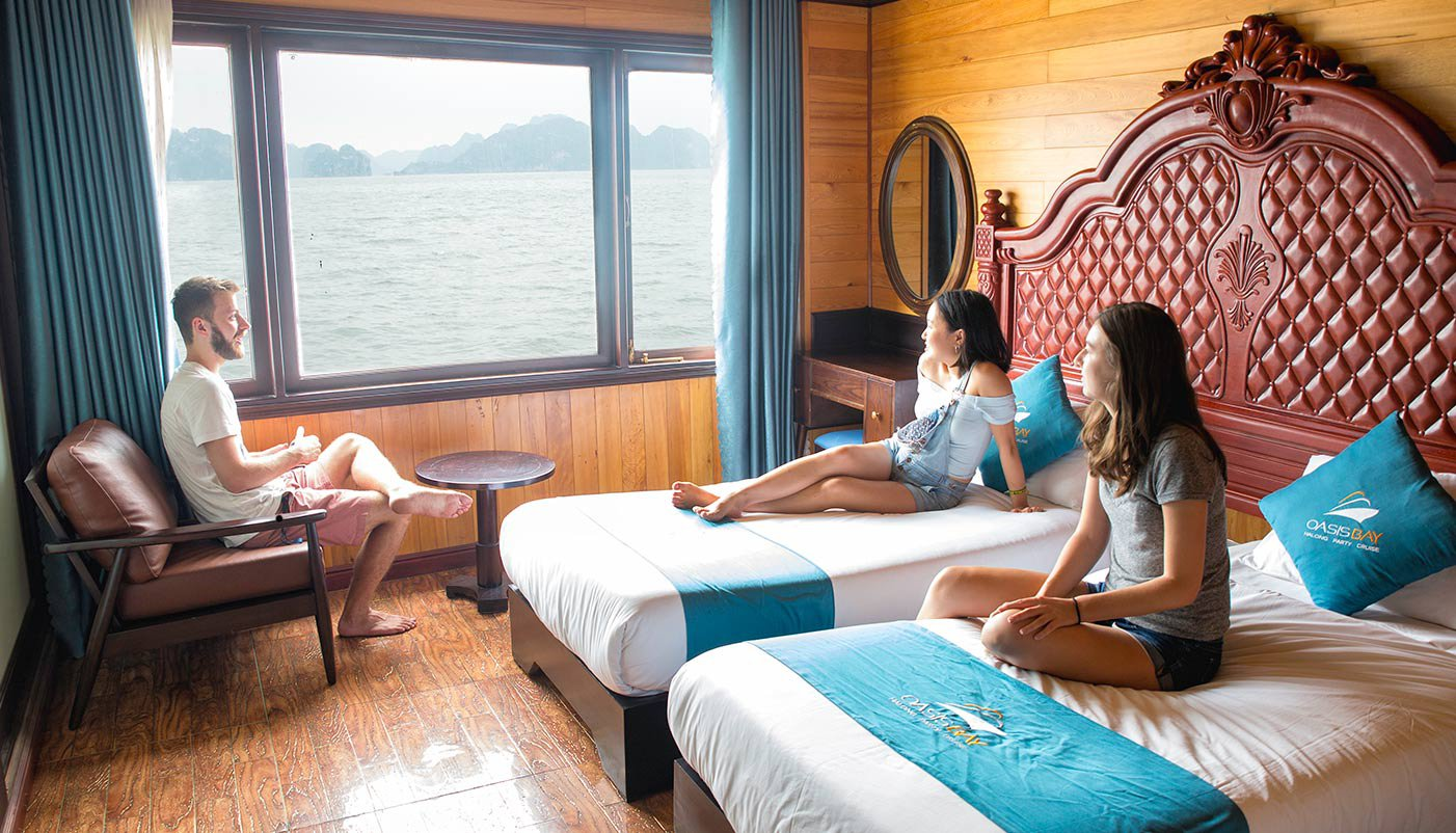 Vietnam Accom Ha Long Bay