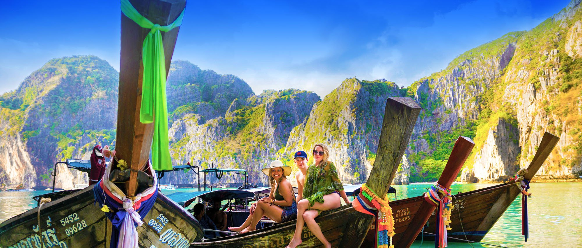 Intro Travel Thai Intro Experience Group Tours Adventure Phi Phi Islands